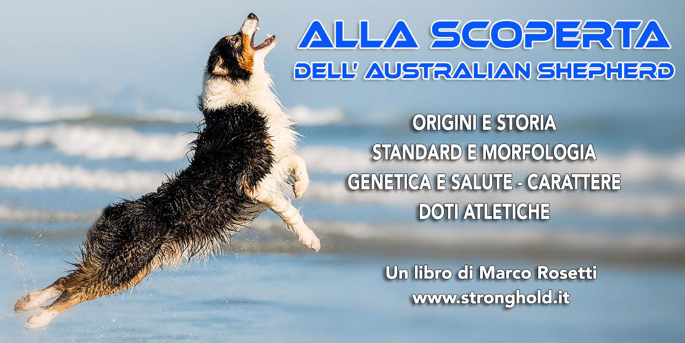 Libro Australian Shepherd